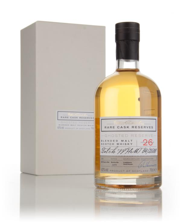 Ghosted Reserve 26 Year Old (William Grant & Sons) 3cl Sample Blended Malt Whisky