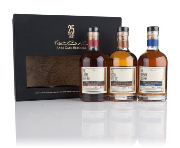 Rare Cask Reserves 25 Year Old Blended Whisky