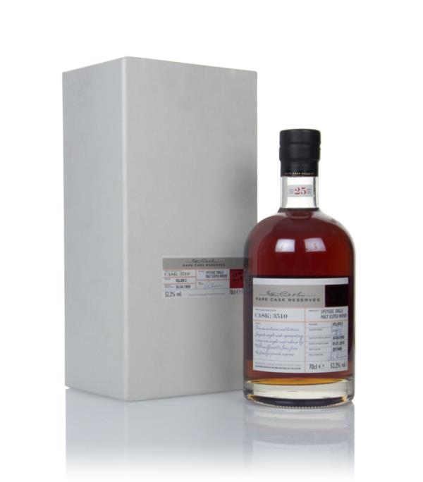 Velier 2 25 Year Old 1990 (cask 3510)  - Rare Cask Reserves (William G Single Malt Whisky