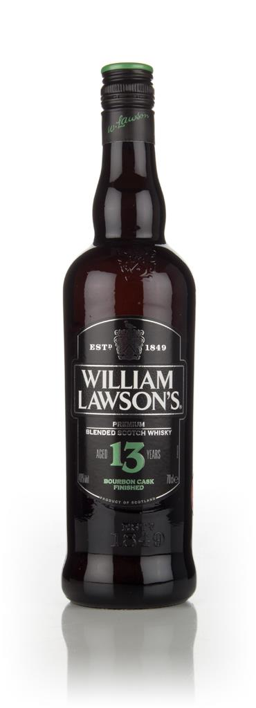 William Lawsons 13 Year Old Blended Whisky