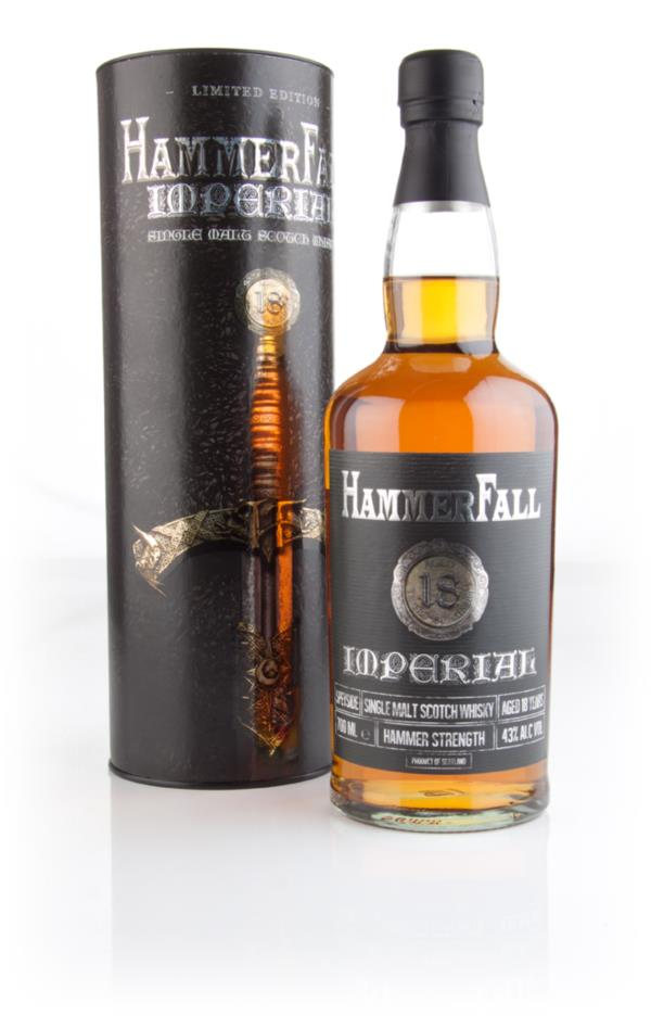 Hammerfall Imperial 18 Year Old Single Malt Whisky