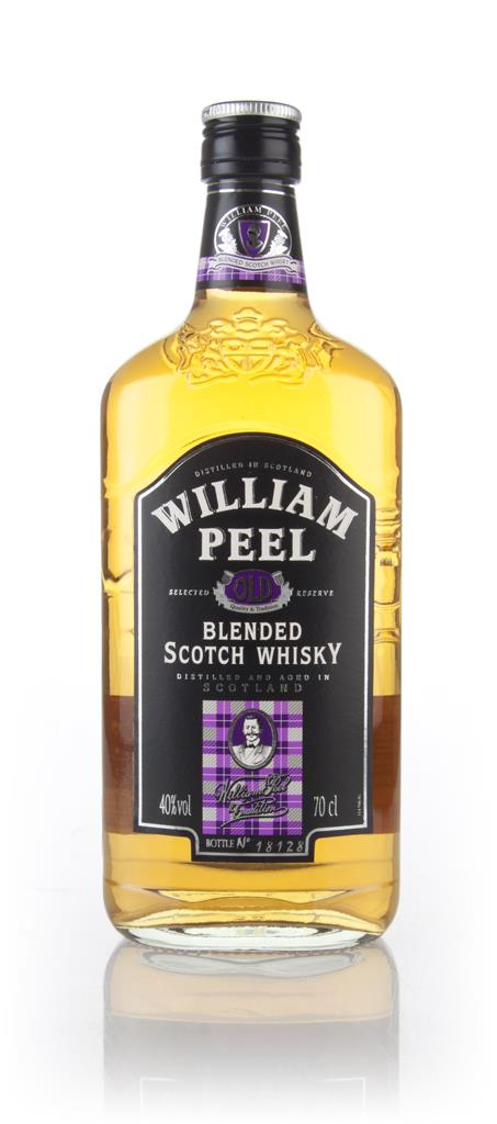 William Peel Blended Whisky