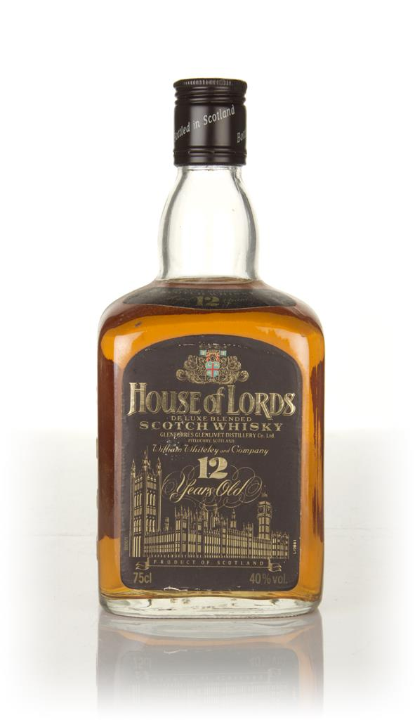 House of Lords 12 Year Old - 1980s Blended Whisky