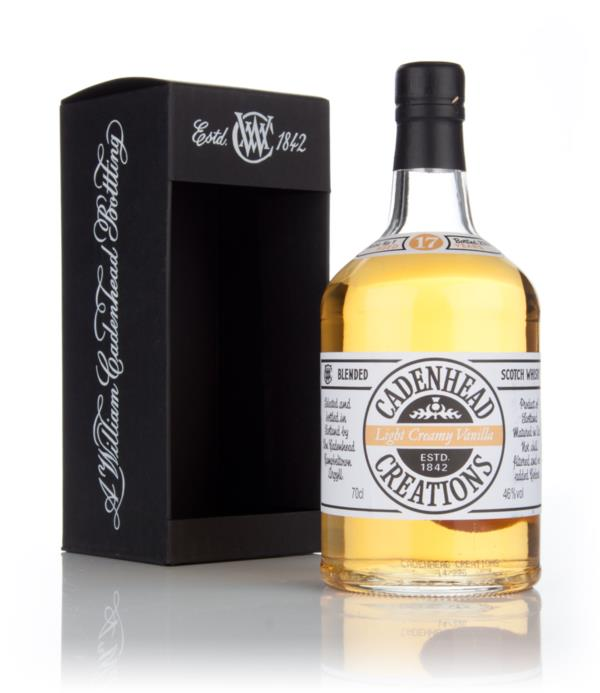 Light Creamy Vanilla 17 Year Old - Cadenhead Creations Blended Whisky