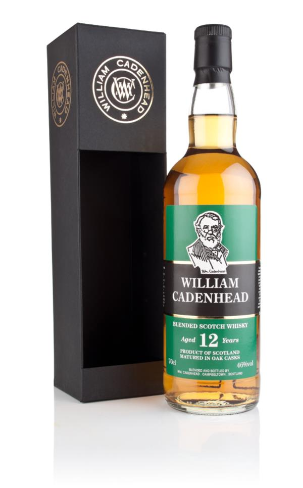 William Cadenhead 12 Year Old Blended Whisky