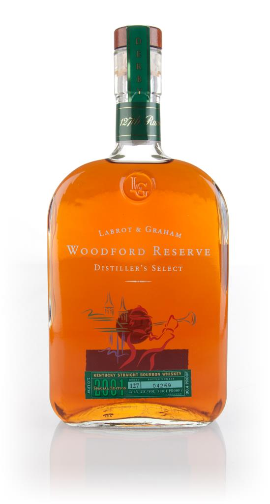 Woodford Reserve 2001 - Kentucky Derby 127 3cl Sample Bourbon Whiskey
