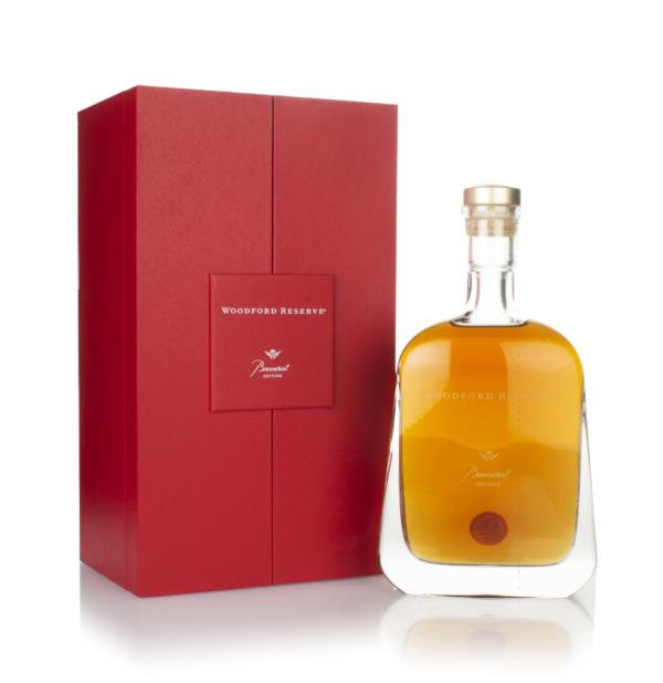 Woodford Reserve Baccarat Edition Bourbon Whiskey