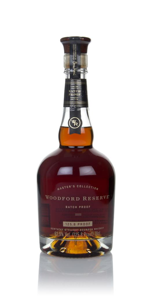 Woodford Reserve Batch Proof (2018 Edition) Bourbon Whiskey