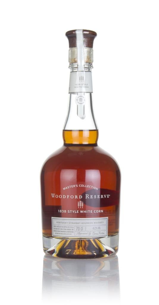 Woodford Reserve Masters Collection - 1838 Style White Corn Bourbon Whiskey