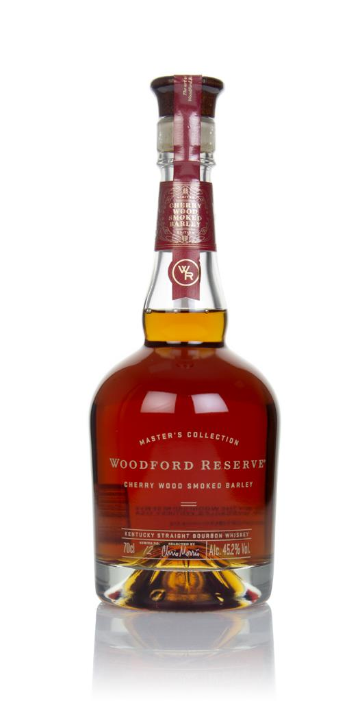 Woodford Reserve Masters Collection - Cherry Wood Smoked Barley Bourbon Whiskey