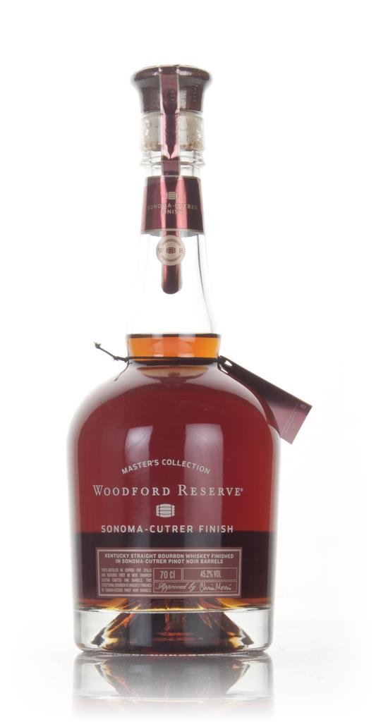 Woodford Reserve Master's Collection - Sonoma-Cutrer Finish 3cl Sample Bourbon Whiskey