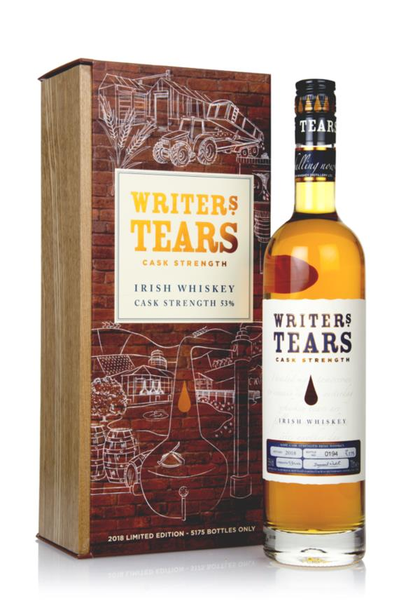 Writers Tears Cask Strength (2018 Release) Blended Whiskey