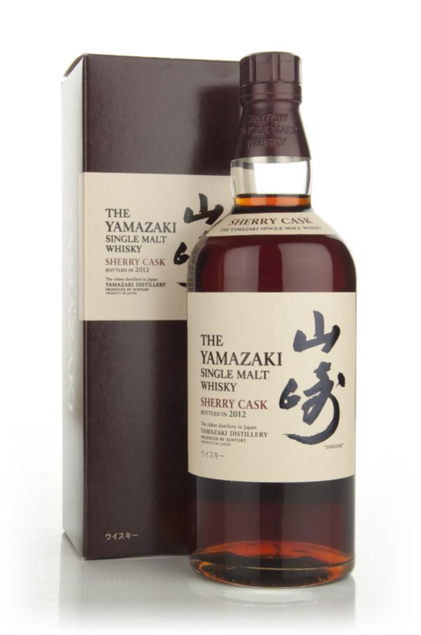 Yamazaki Sherry 2012 3cl Sample Single Malt Whisky