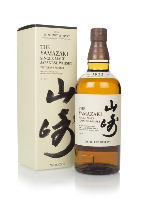 The Yamazaki Single Malt Whisky - Distillers Reserve Single Malt Whisky
