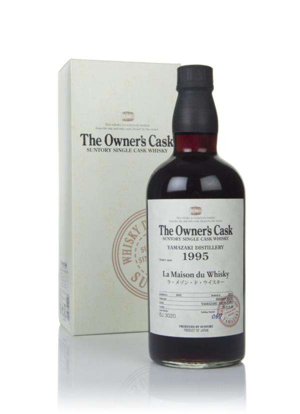 Yamazaki 1995 (bottled 2010) -  The Owners Cask Single Malt Whisky