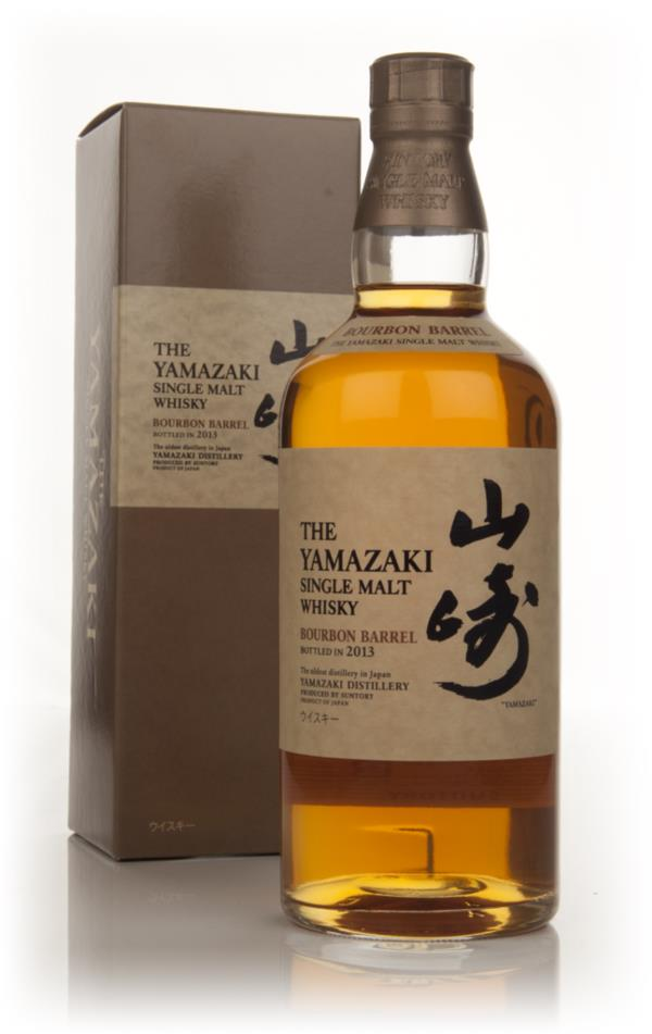 Yamazaki Bourbon Barrel 2013 (48%) Single Malt Whisky