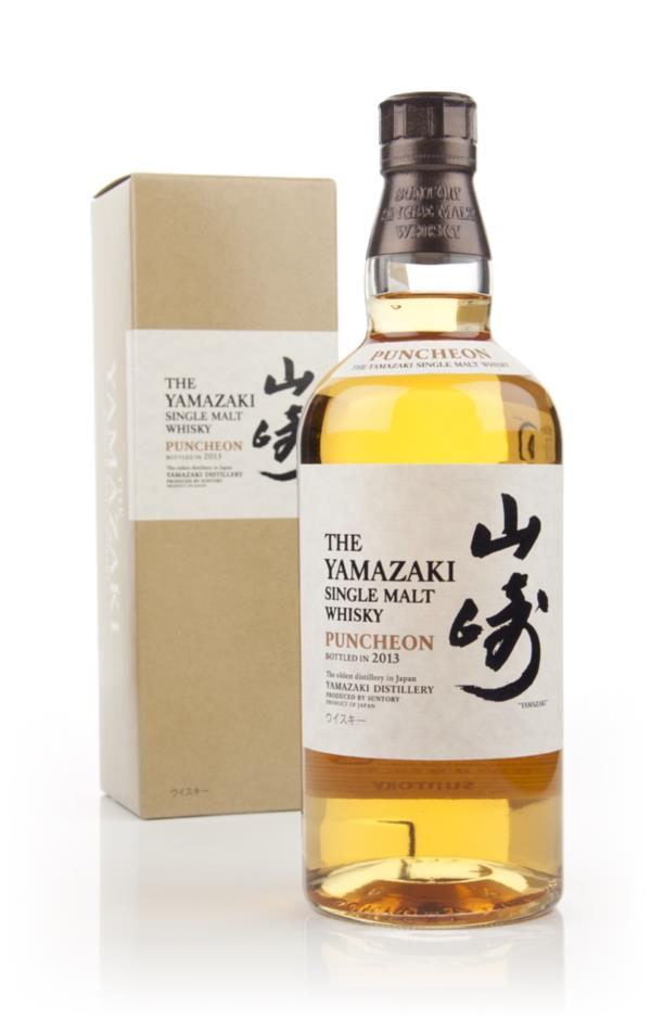 Yamazaki Puncheon 2013 3cl Sample Single Malt Whisky