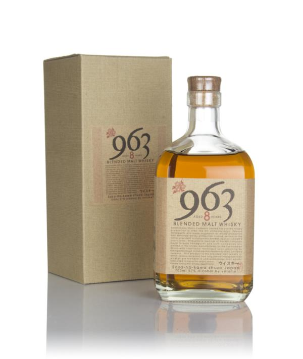 963 8 Year Old Blended Malt (57%) Blended Malt Whisky