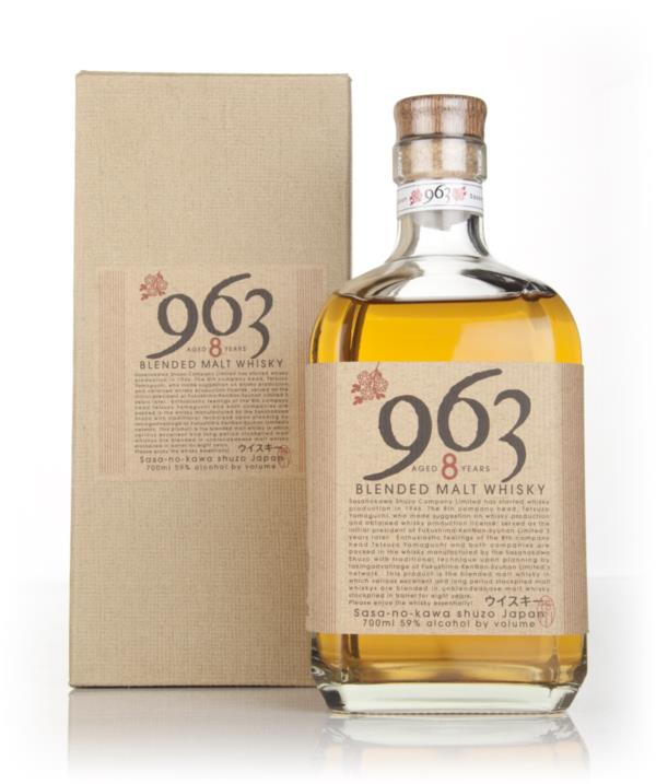 963 8 Year Old Blended Malt (59%) 3cl Sample Blended Malt Whisky