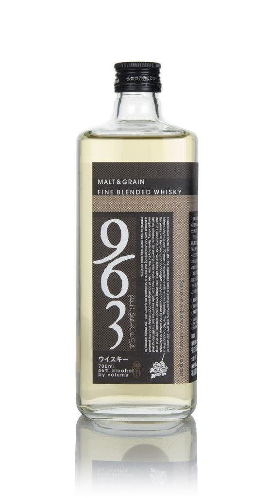 963 Malt & Grain Black Label Blended Whisky