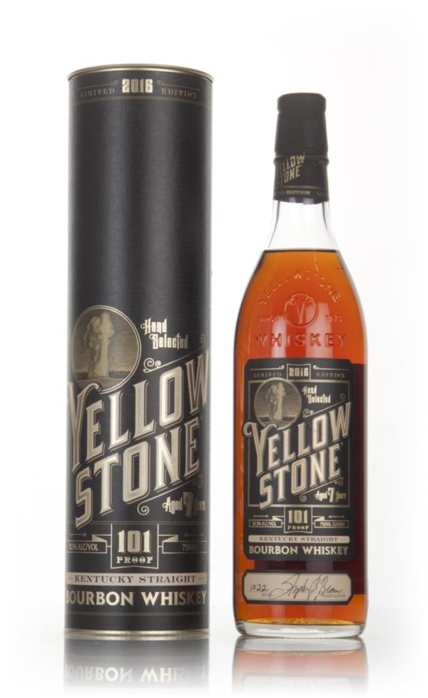 Yellowstone 7 Year Old - 2016 Edition 3cl Sample Bourbon Whiskey