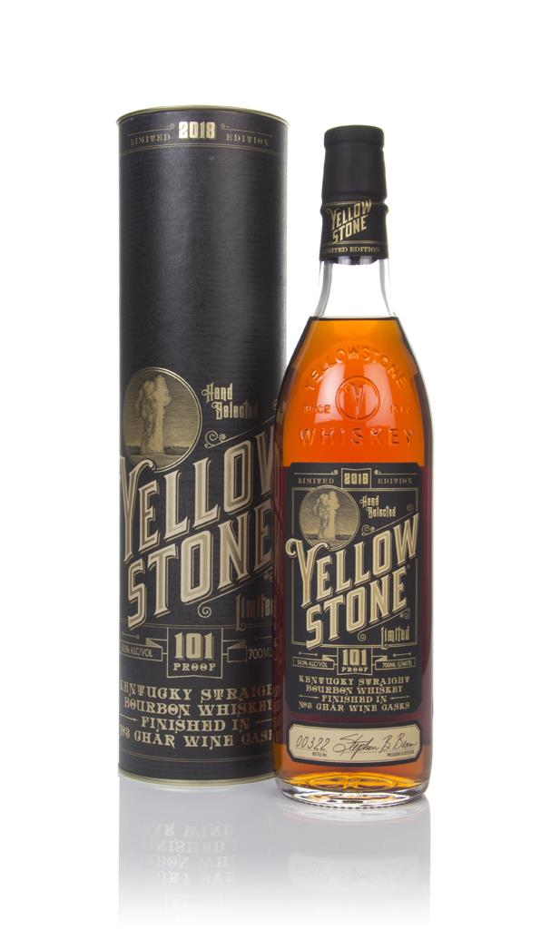 Yellowstone Limited Edition - 2018 Edition 3cl Sample Bourbon Whiskey
