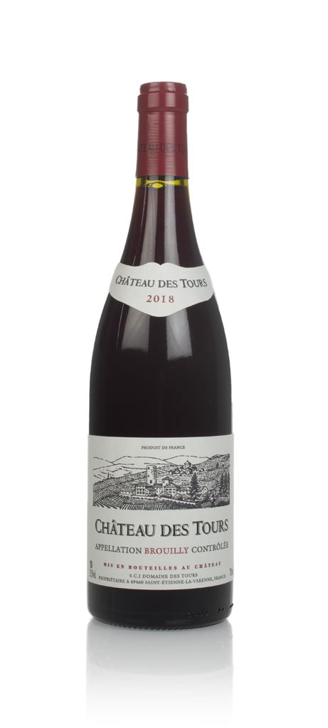 Chateau Des Tours Brouilly 2018 Red Wine
