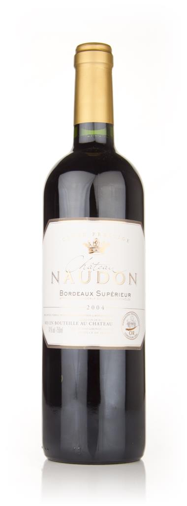 Chateau Naudon Bordeaux 2004 Red Wine