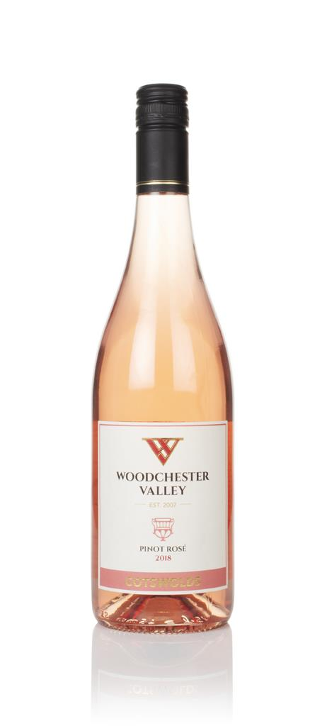 Woodchester Valley Pinot Rose 2018 Rose Wine