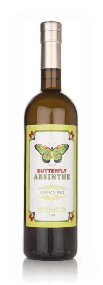 Butterfly Boston Absinthe