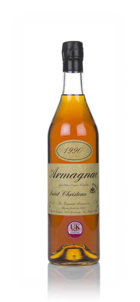 Saint Christeau 1990 Armagnac