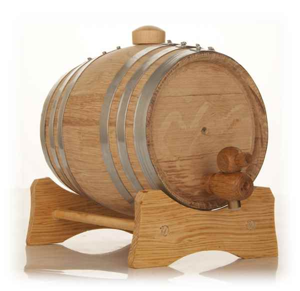 American White Oak Toasted Barrel - 2.5 Litre