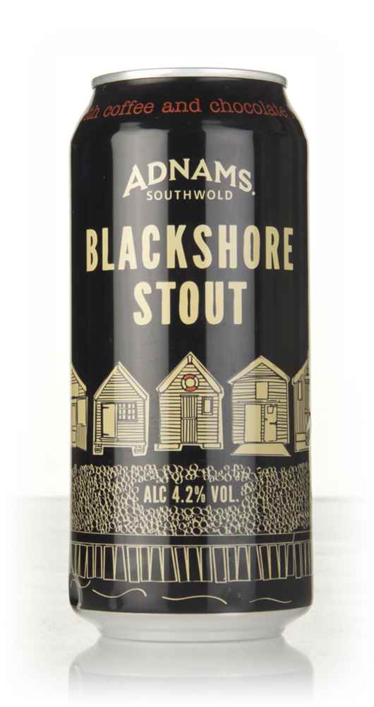Adnams Blackshore Stout Can