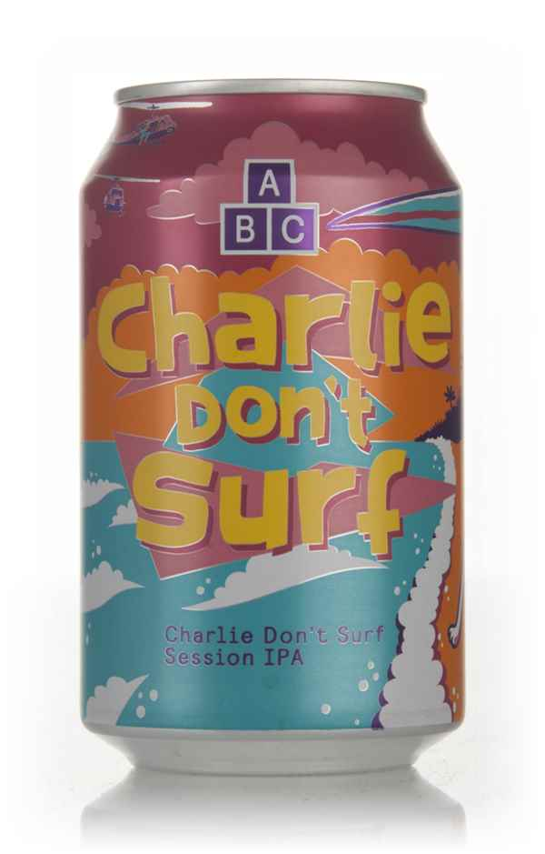 Alphabet Brewing Charlie Don't Surf