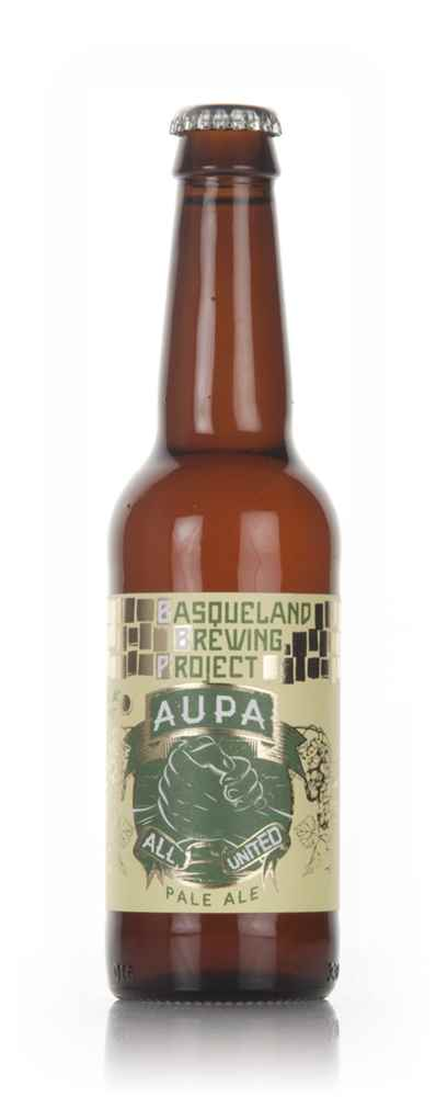 Basqueland Brewing Project Aupa (after Best Before Date)