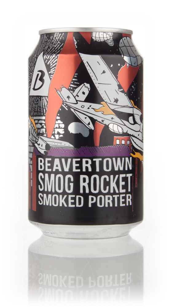 Beavertown Smog Rocket Smoked Porter