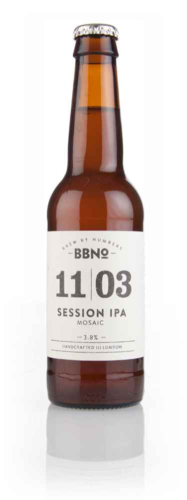 Brew By Numbers 11|03 Session IPA (Mosaic)