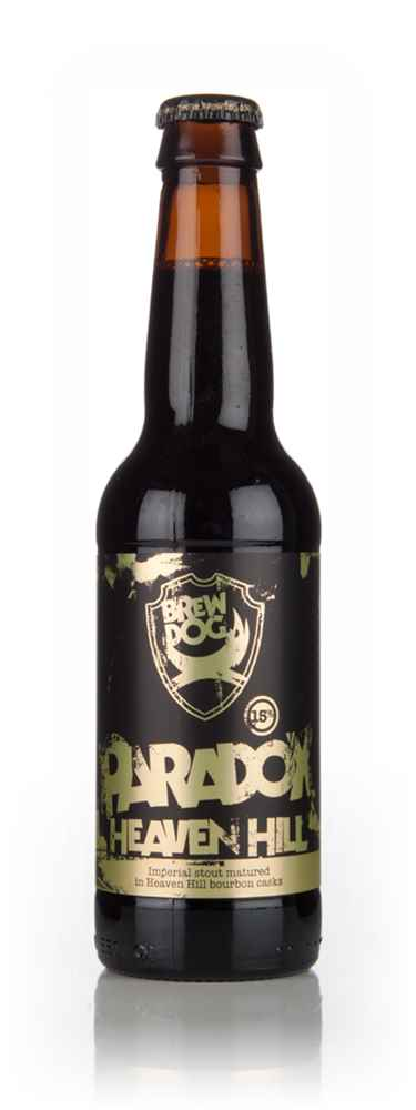 BrewDog Paradox Heaven Hill