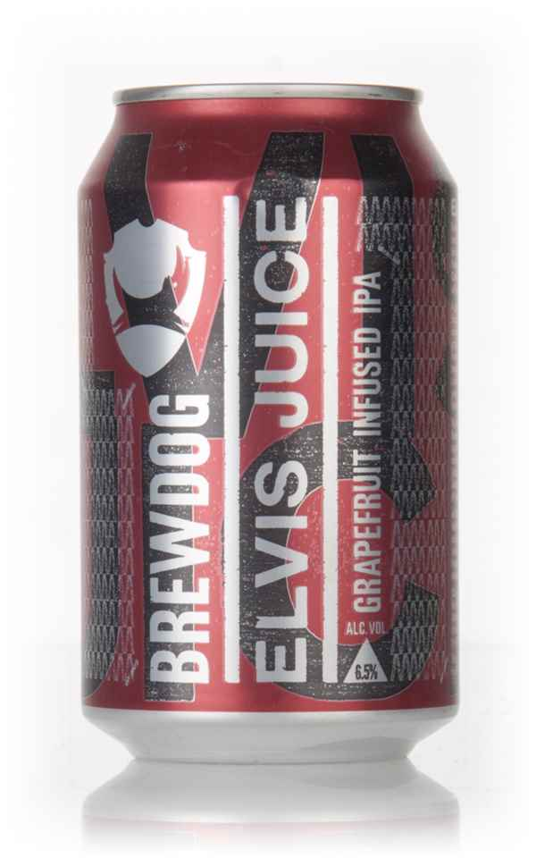 BrewDog Elvis Juice Can