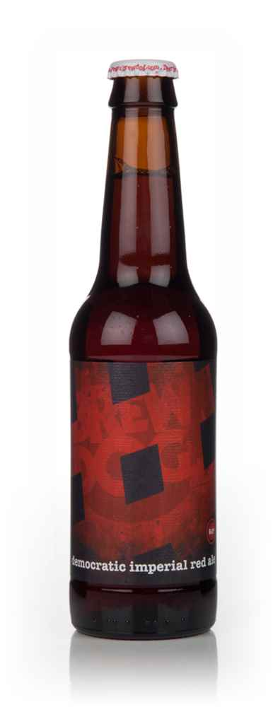 BrewDog #Mashtag 2014 - Democratic Imperial Red Ale
