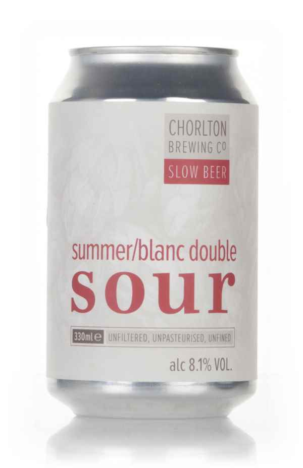 Chorlton Brewing Co. Summer/Blanc Double Sour