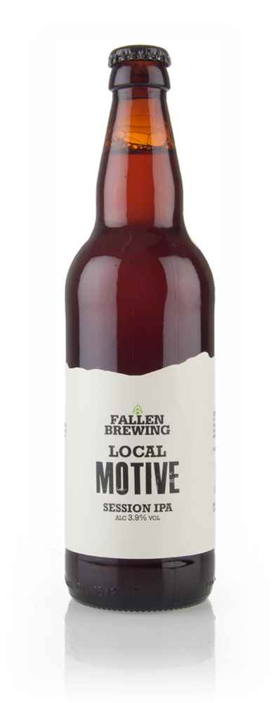 Fallen Brewing Local Motive Session IPA