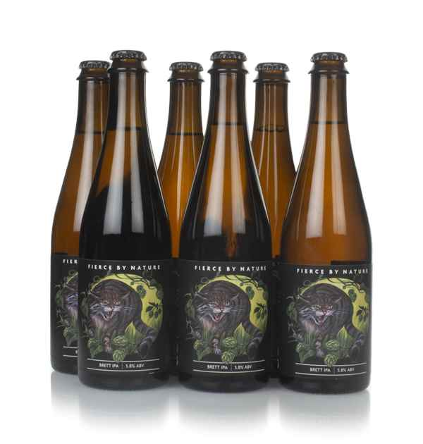 Fierce by Nature Brett IPA Bundle (6 x 500ml)