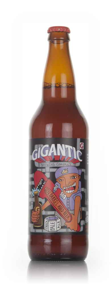Gigantic Pipewrench IPA (after Best Before Date)