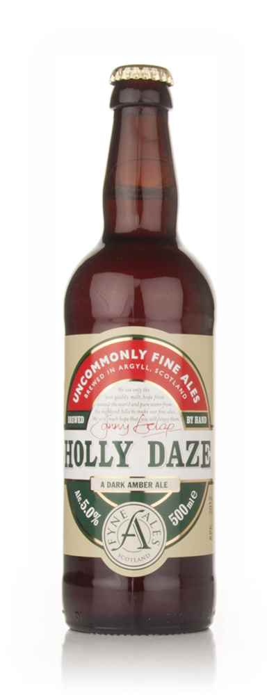 Holly Daze Dark Amber Ale