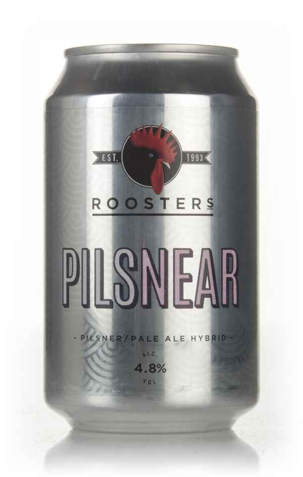 Roosters Pilsnear (after Best Before Date)