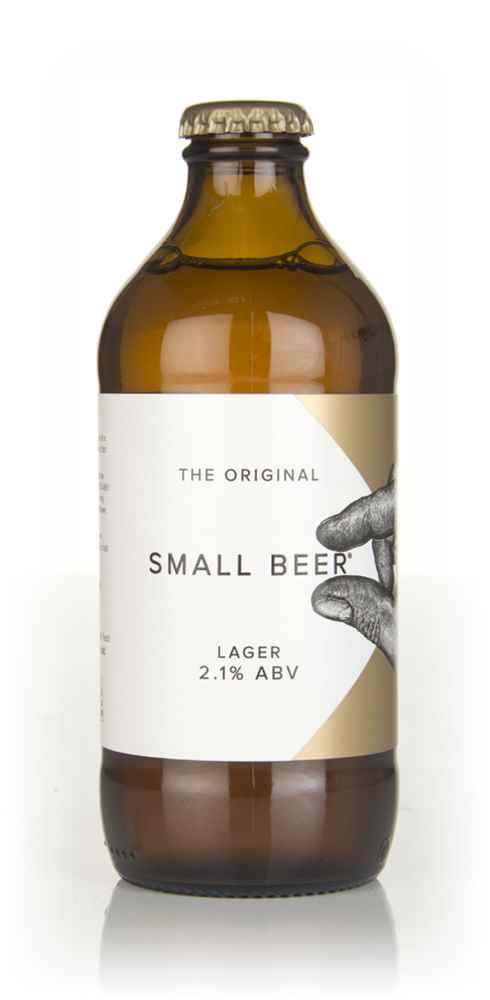 Small Beer Brew Co. Lager - Master of Malt