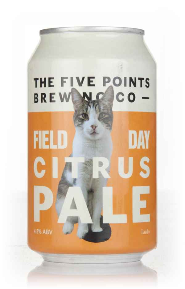 Five Points Citrus Pale