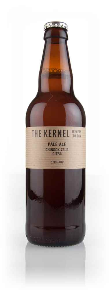 The Kernel Pale Ale Chinook Zeus Citra