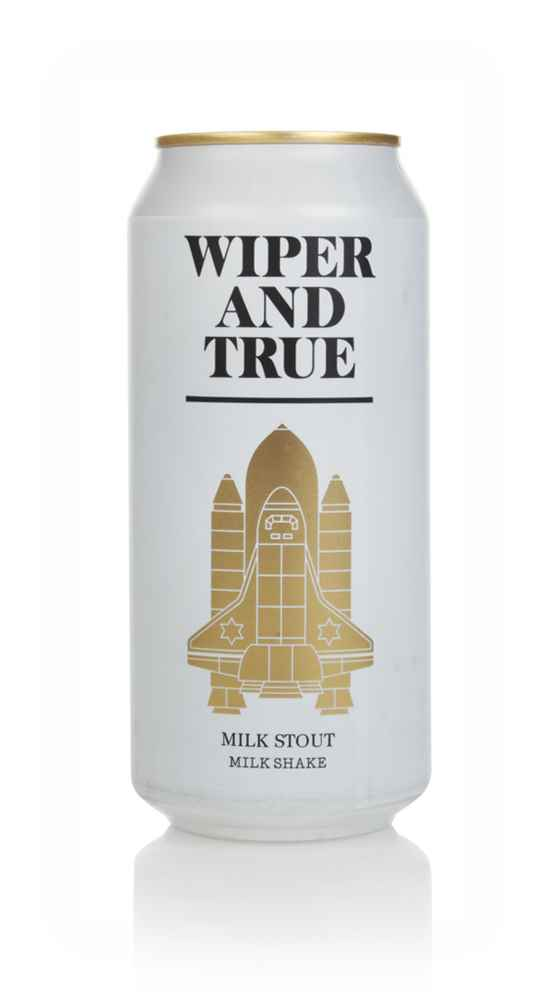 Wiper and True Milk Shake Milk Stout